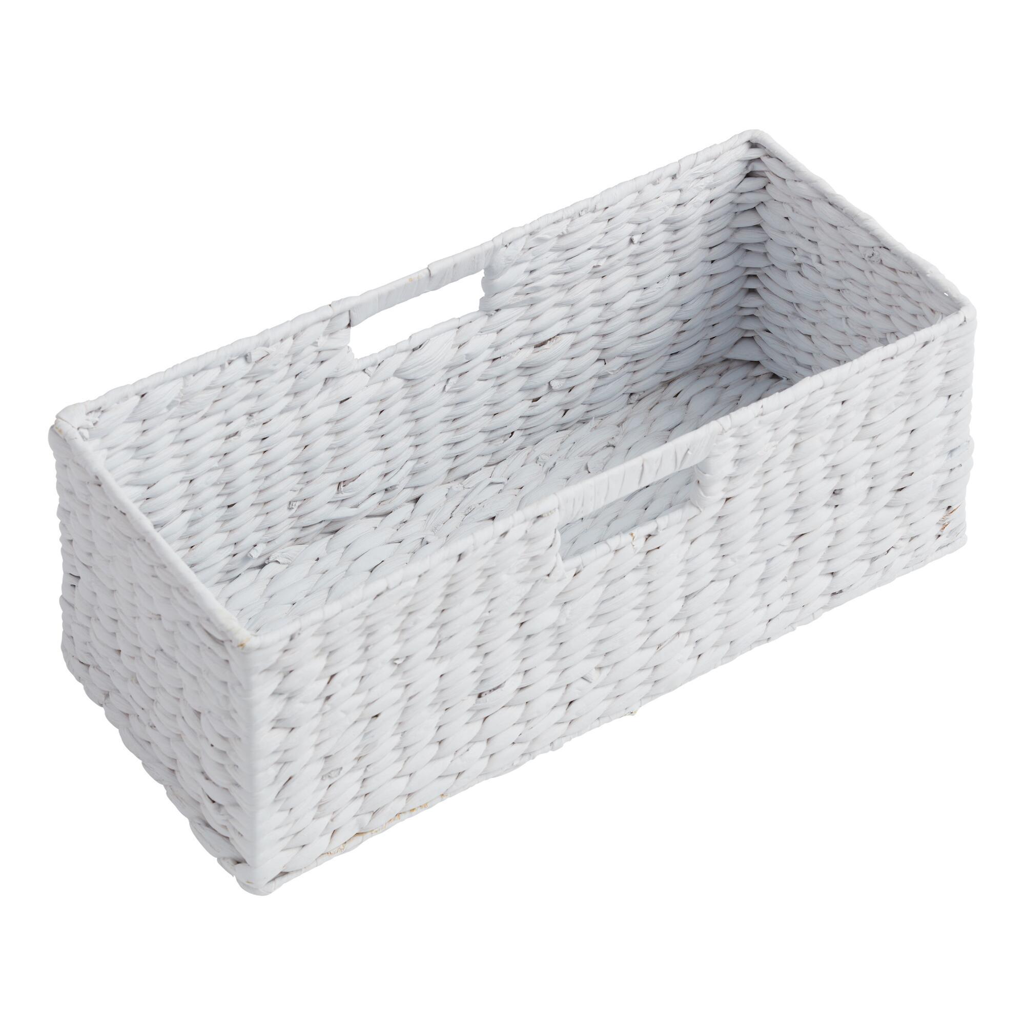 Hyacinth Elliot Utility Basket $12.99