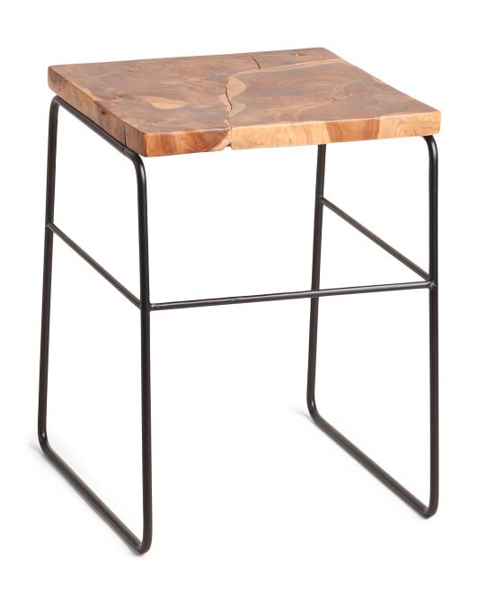 STYLECRAFT Baron Side Table $59.99