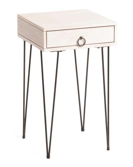 TAINOKI Abella Side Table $49.99