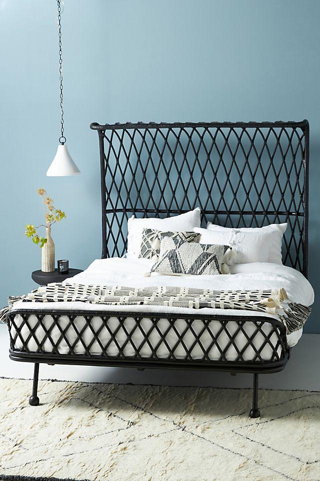 Pari Curved Rattan Bed $1,798.00 – $2,098.00