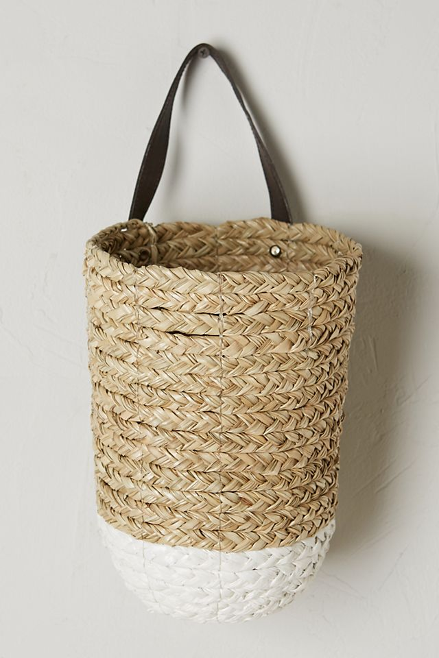 Braided Hanging Basket $34.00 – $42.00 https://fave.co/2OiAo4q