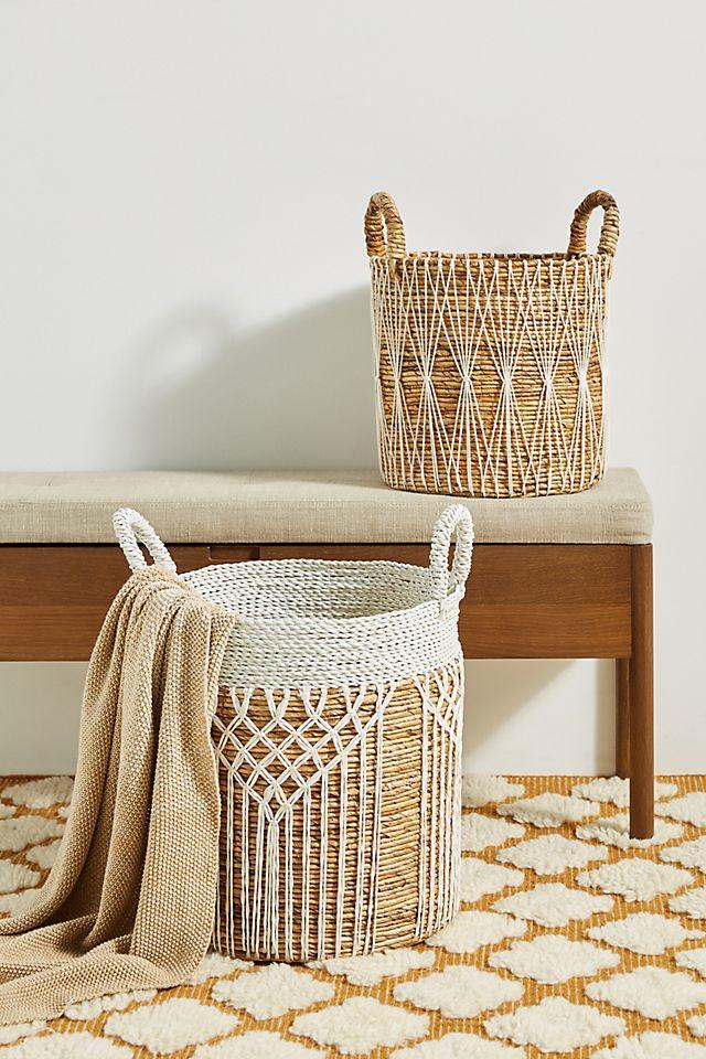 Skye Crocheted Basket $98.00 – $148.00 https://fave.co/3rjz8fK