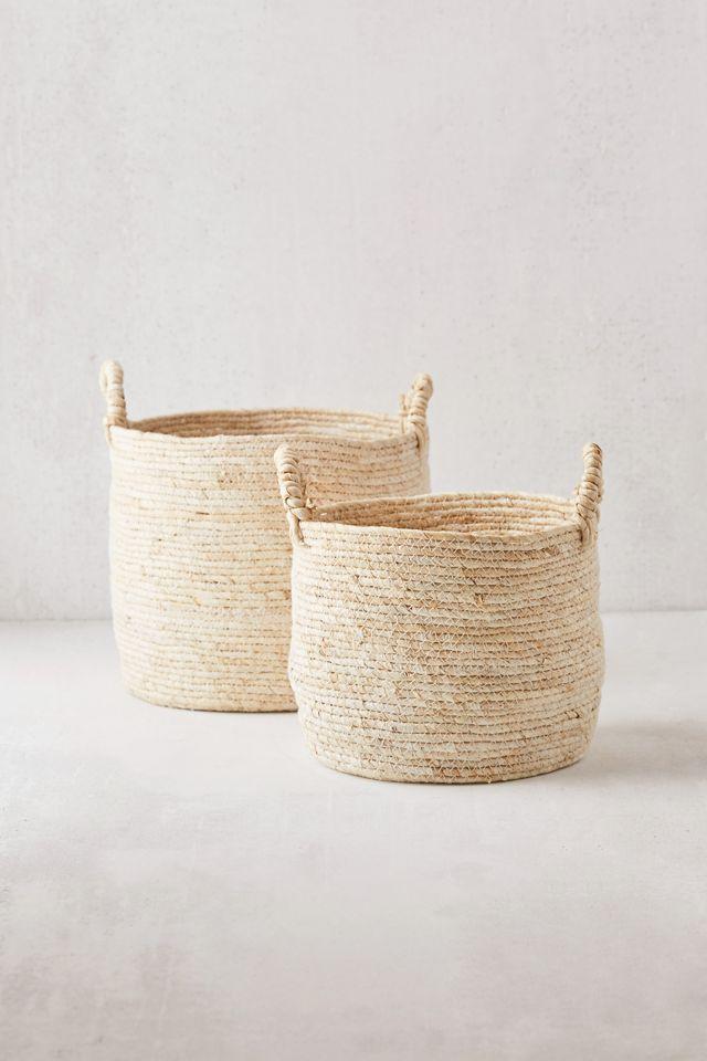 Lydia Woven Basket $29.00 – $49.00