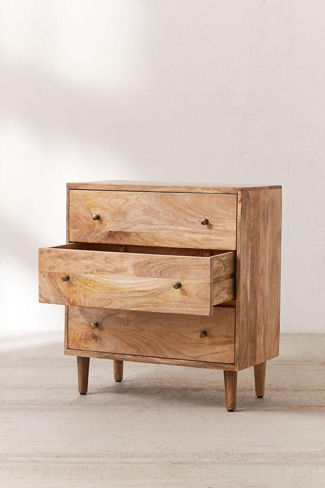 Amelia 3-Drawer Dresser $499.00