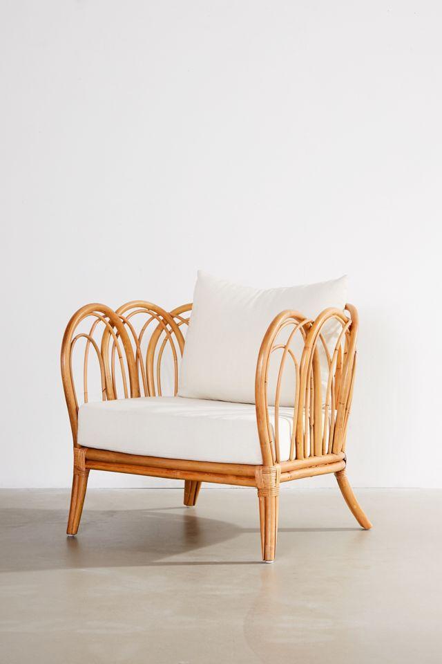 Melody Rattan Chair $299.00