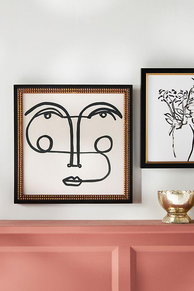Face I Wall Art $248.00