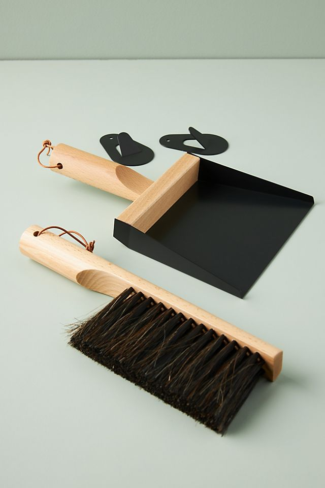 Hanging Dustpan and Brush Set $98.00