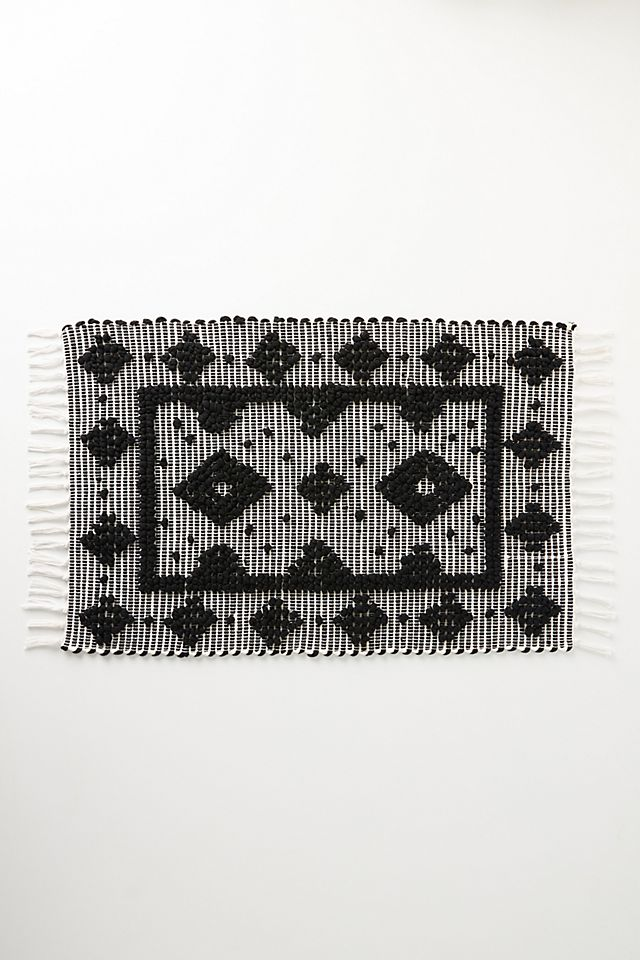 Textured Cressida Bath Mat $48.00 https://fave.co/39w14WS