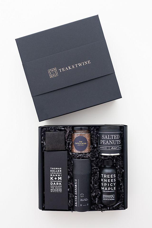 Teak & Twine The Tuxedo Gift Box $133.00