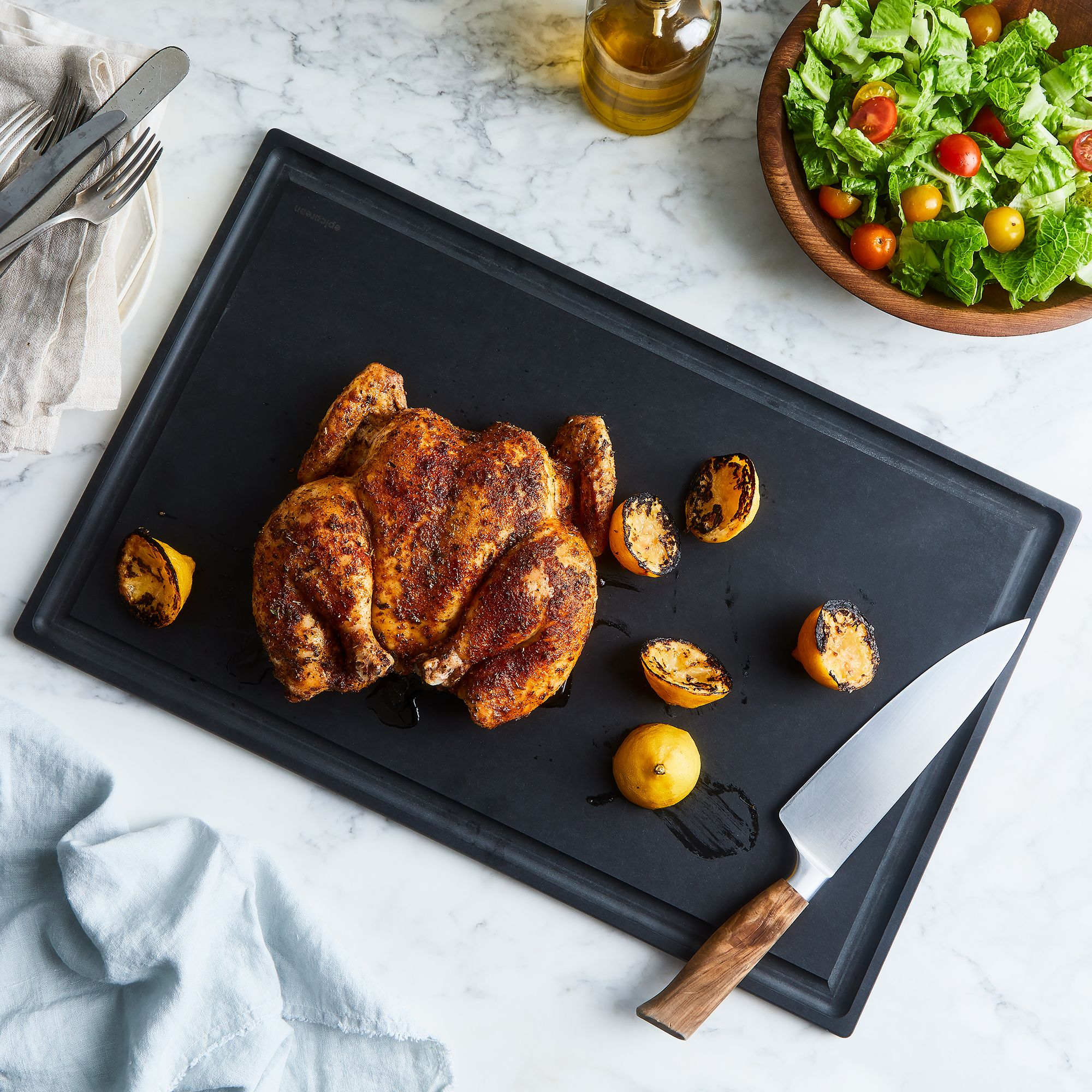 Matte Black Chef Series Cutting Boards $99–$144 https://fave.co/3cn3lpq