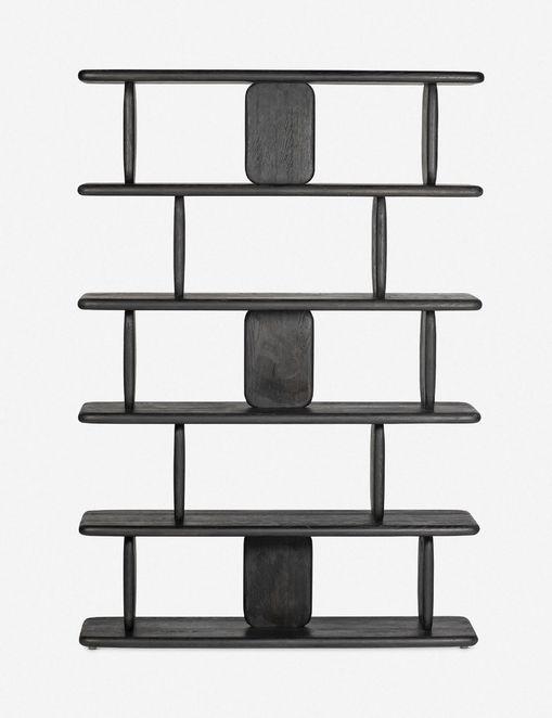 NERA BOOKCASE, BLACK $1299