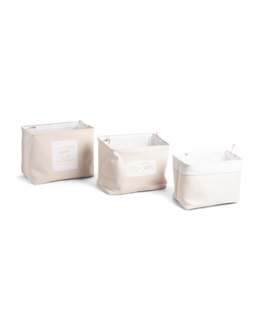 RGI HOME Rectangular Eva Basket Collection $14.99 — $24.99
