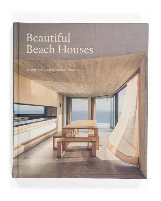 NATIONAL BOOK NETWORK Beautiful Beach Houses $29.99