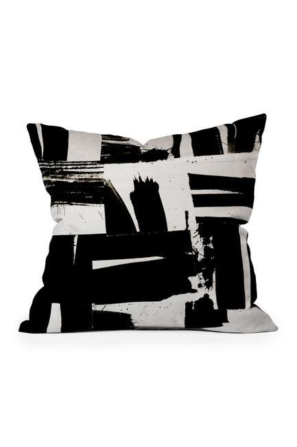 Deny Designs Iris Lehnhardt Wabi Sabi 1602 Square Throw Pillow $23.97
