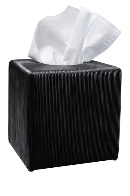 Moda At Home Fitzory Fine Lines Tissue Box $44.97
