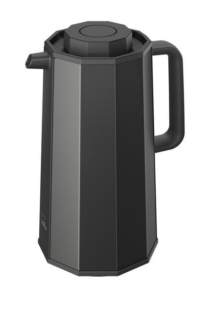 ZOJIRUSHI Glass Vacuum Carafe - Black $59.97