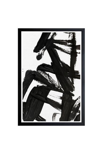 Wynwood Studio Mindful Always Abstract Framed Wall Art $28.97 - $29.97