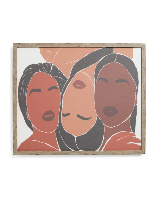 THE SOW CO 24x20 My Sisters Keeper Wall Art $24.99