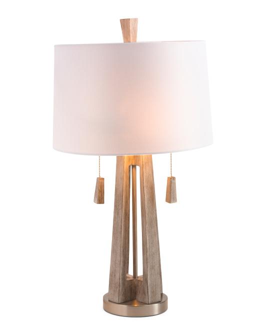 ILLUMINATION STATION Double Pull Chain Lamp $59.99