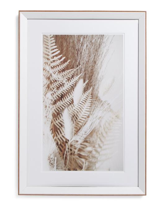 PICTURE DEPOT 24x36 Dried Fern Wall Art $59.99