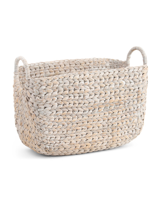 RGI HOME Small Havana Weave Basket $14.99