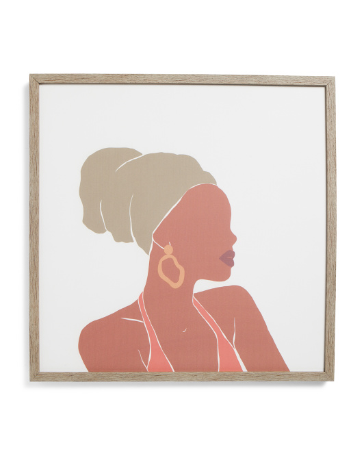 THE SOW CO 24x24 Sister Sister Wall Art $29.99