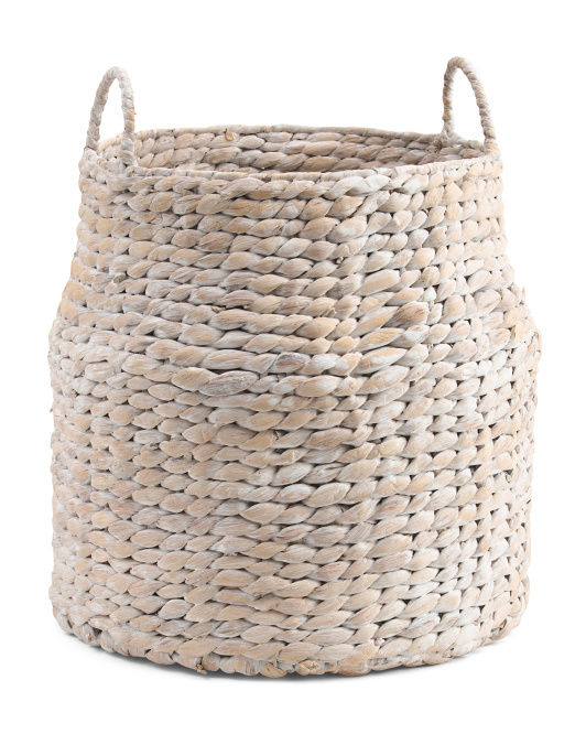 RGI HOME Small Rice Nut Weave Basket $19.99