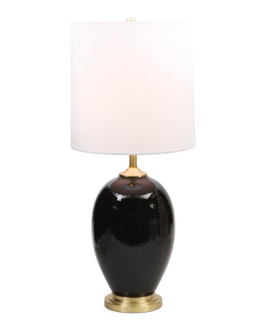 ZUHAUS Ceramic Table Lamp $49.99