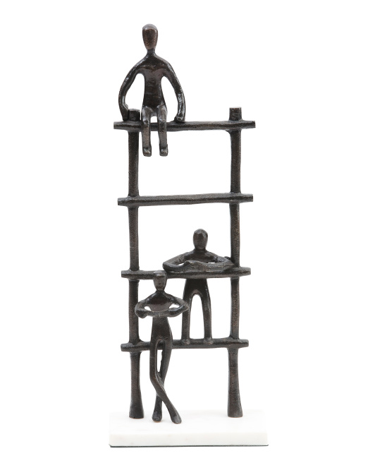 JT ROSE 6x16 People With Marble Stand $24.99