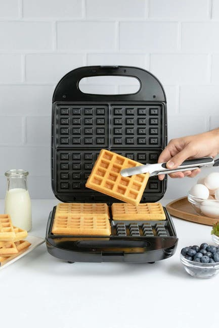 Kalorik Classic Waffle Maker - Black $39.97