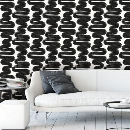Wiggle Room Wallpaper $125.00