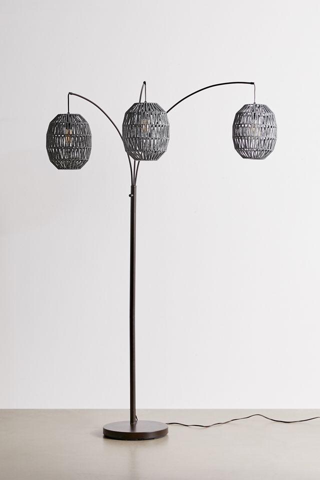 Tri-Lantern Floor Lamp $249.00