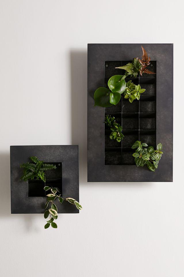 Metal Wall Planter $49.00 – $109.00