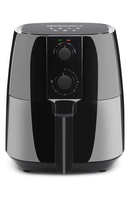 MAXI-MATIC Elite EAF4617 Black 4 Quart Air Fryer