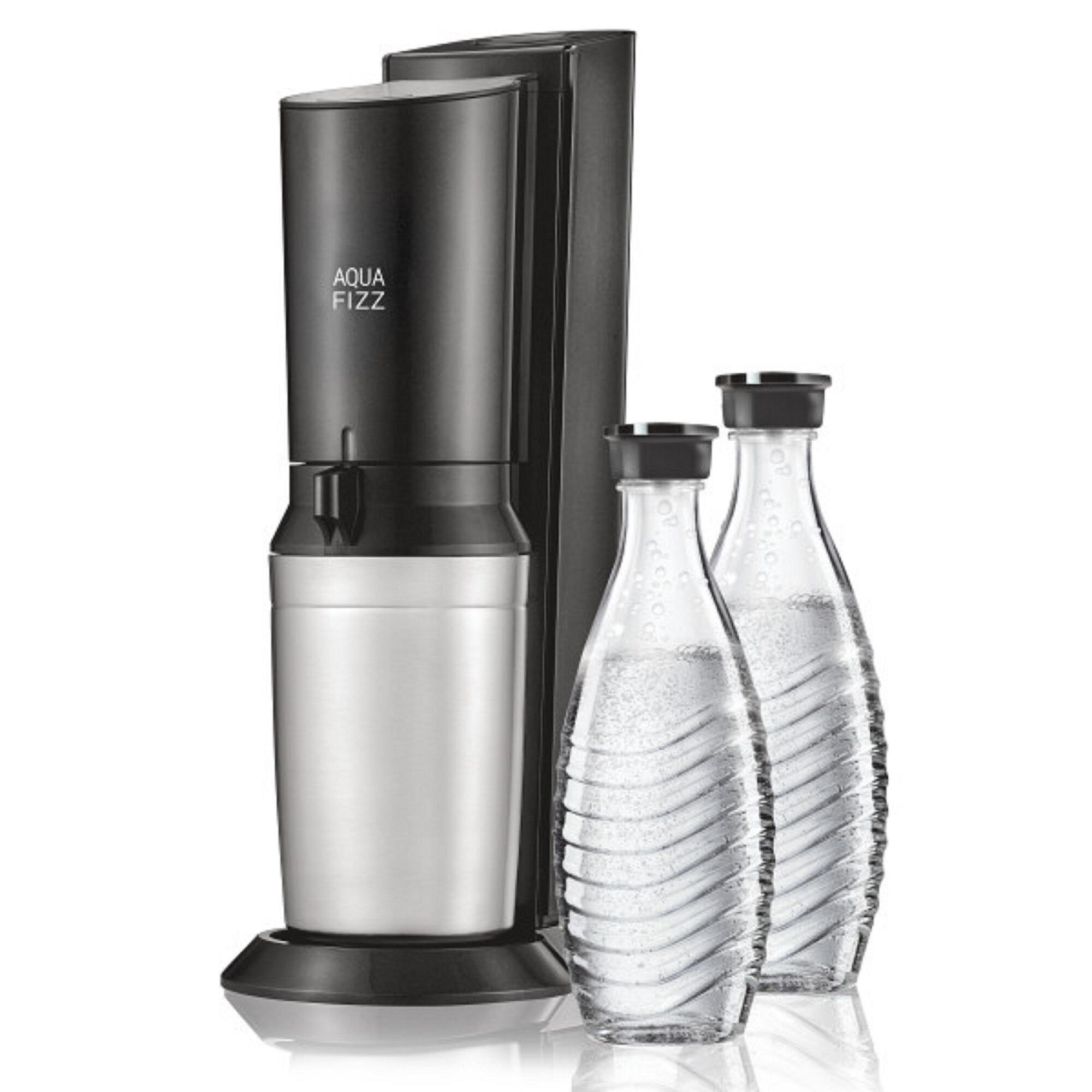 Black Sodastream® Aqua Fizz Sparkling Water Maker Kit $159.99