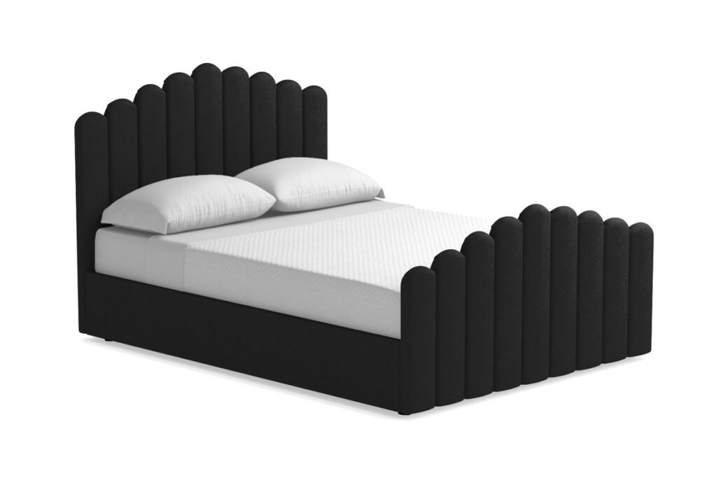 Coco Upholstered Bed From Kyle Schuneman $3,298.00
