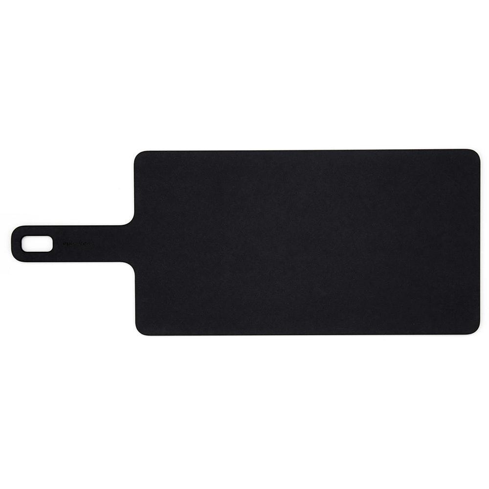 Slate Handy Series Cutting Board 14 inch x 7.5 inch - Black $24.95