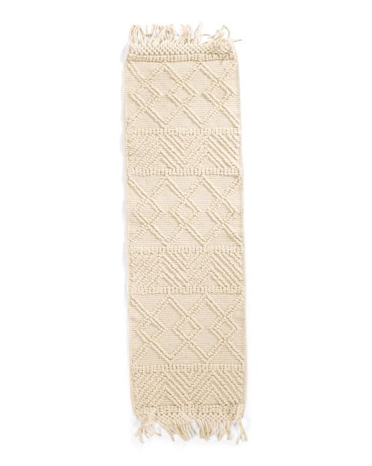 LOLOI Harlene Textured Runner $29.99