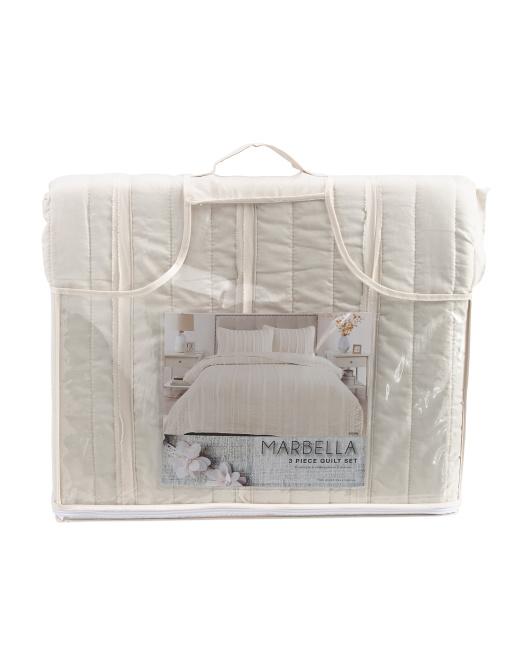 CHD Oni Feathering Quilt Set $39.99 — $49.99