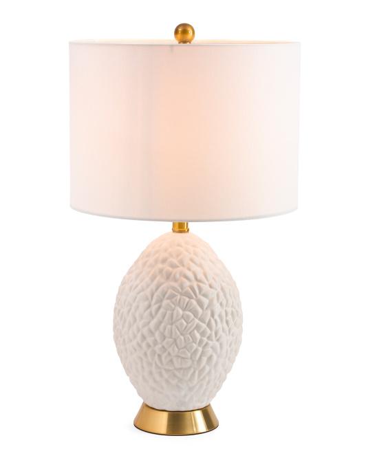 SAFAVIEH Textured Table Lamp $49.99