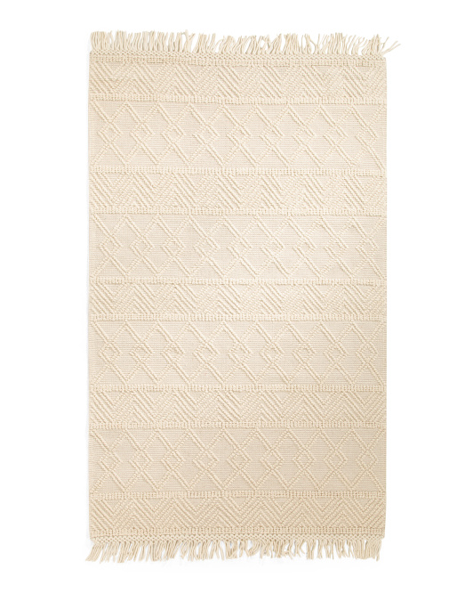 LOLOI 5x8 Harlene Textured Area Rug $129.99