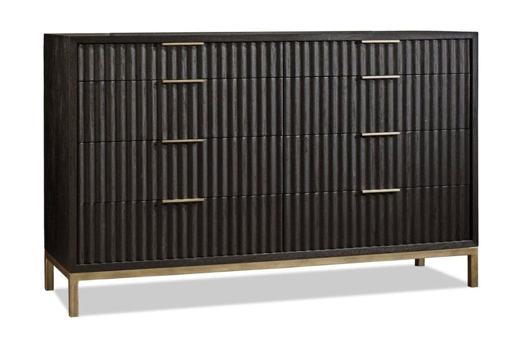 Westmont Dresser BLACK/BRUSHED STEEL $1,698.00