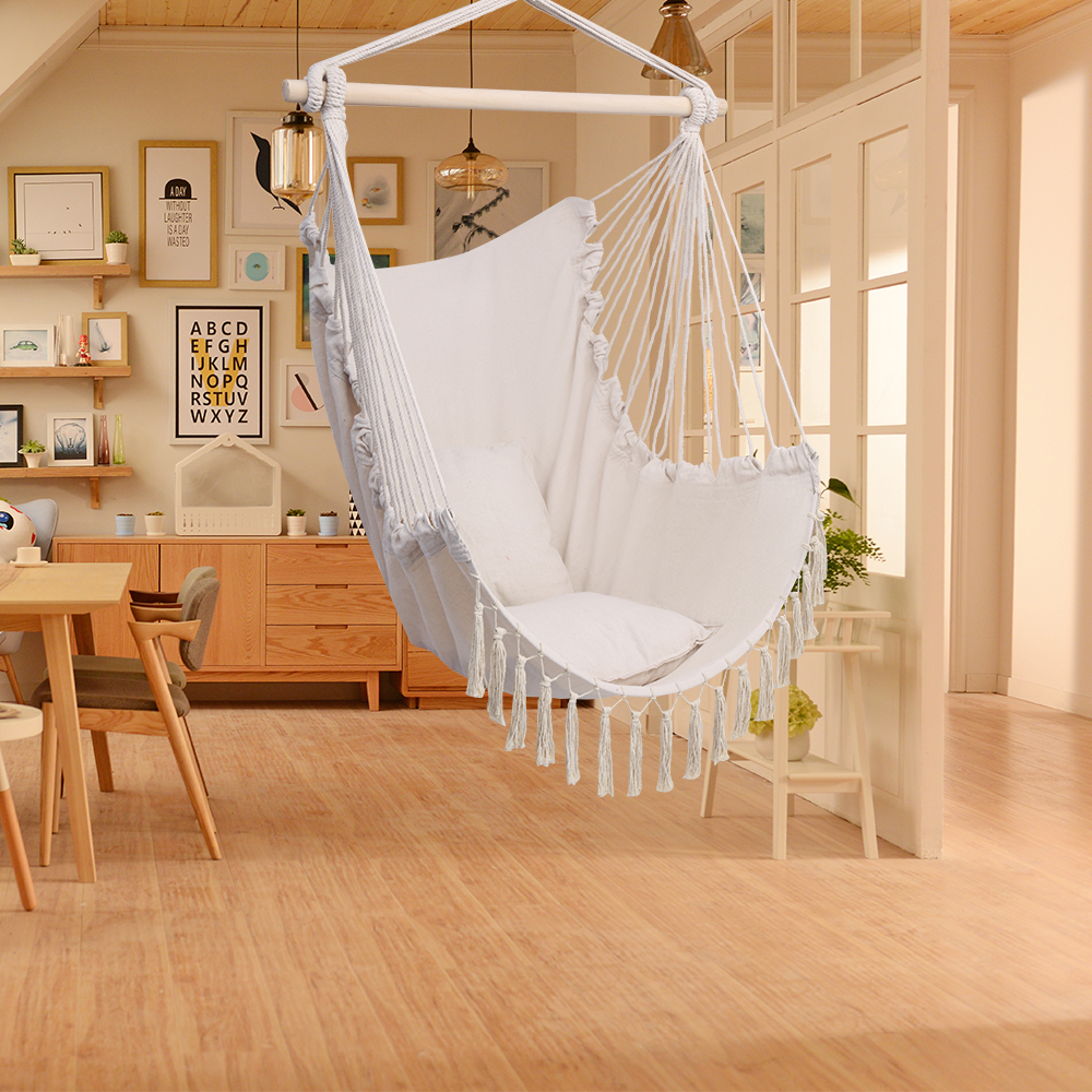 Hammock Chair Hanging Rope Swing $39.99