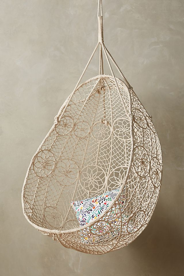 Knotted Melati Hanging Chair $698.00