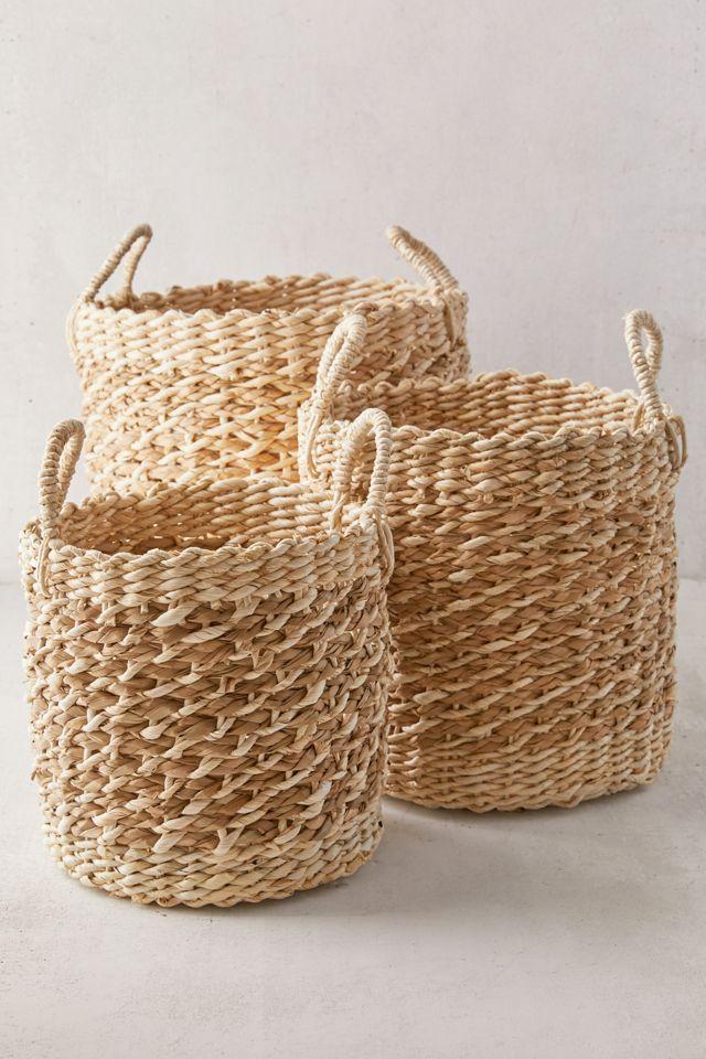 Aimee Basket - Set Of 3 $118.00