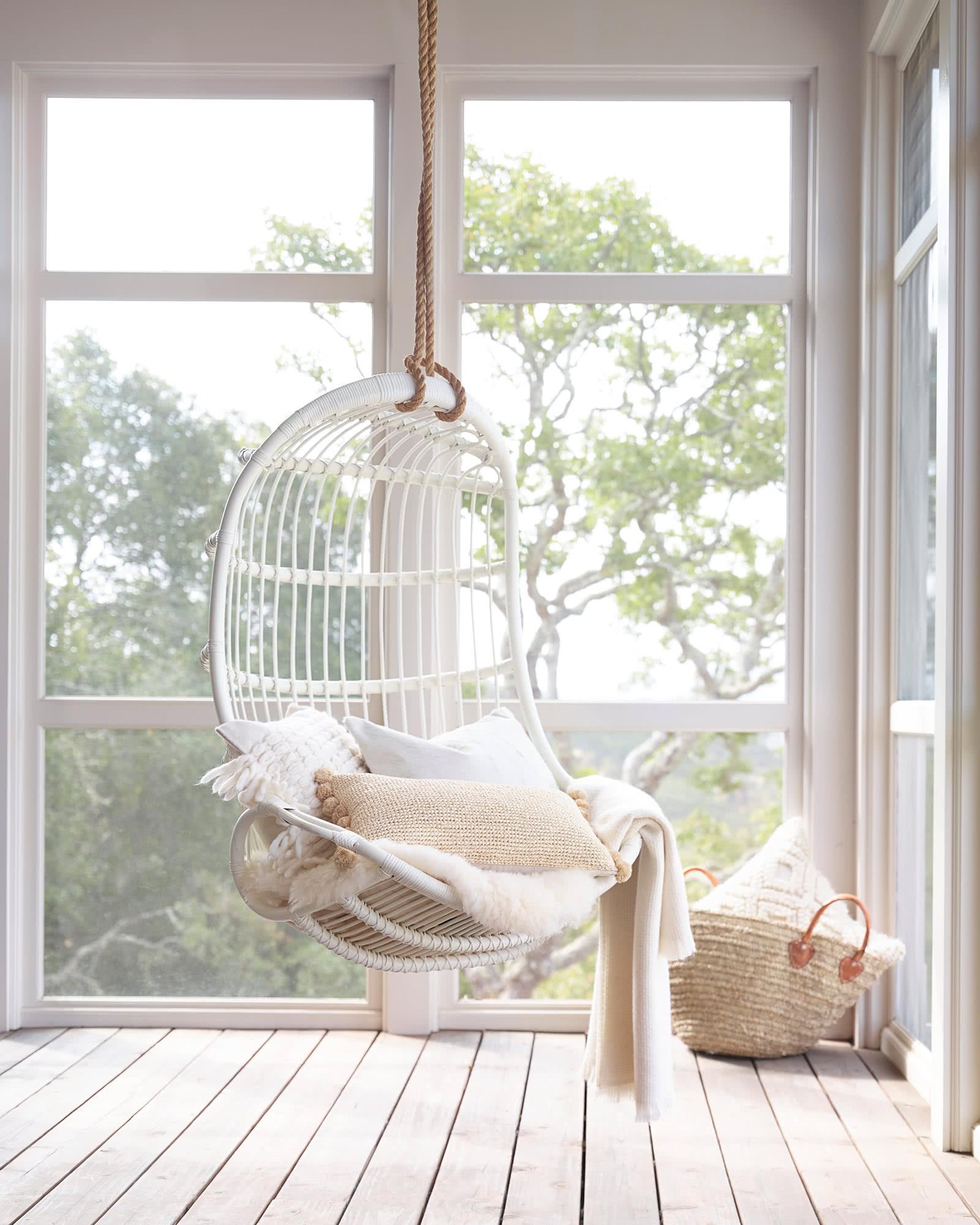 Hanging Rattan Chair $498.00