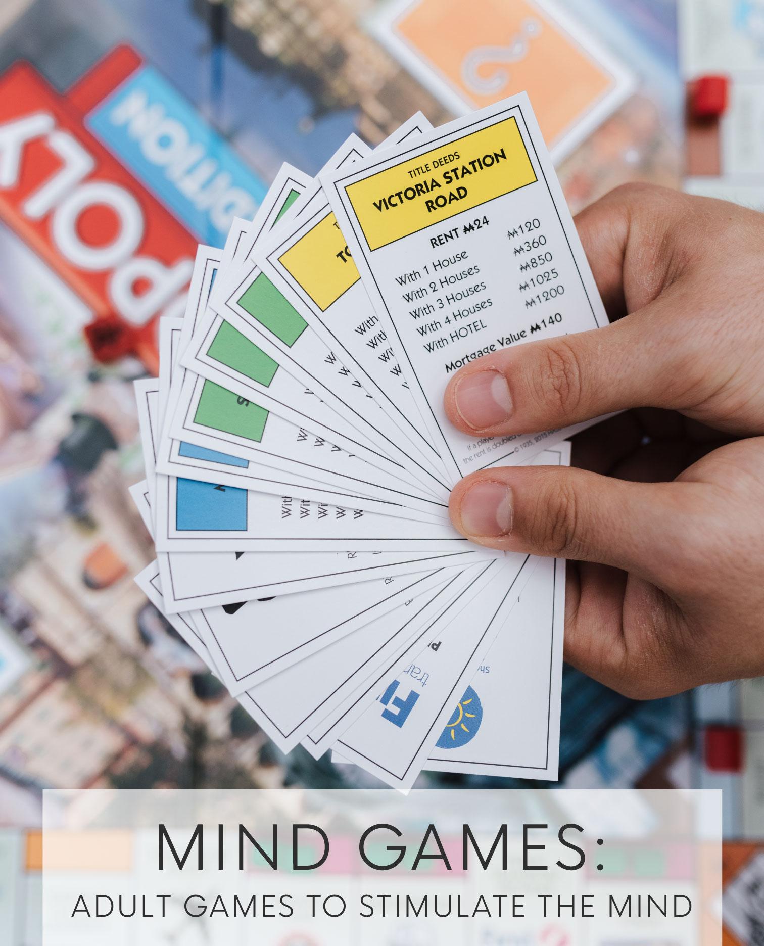 SHOP MIND GAMES