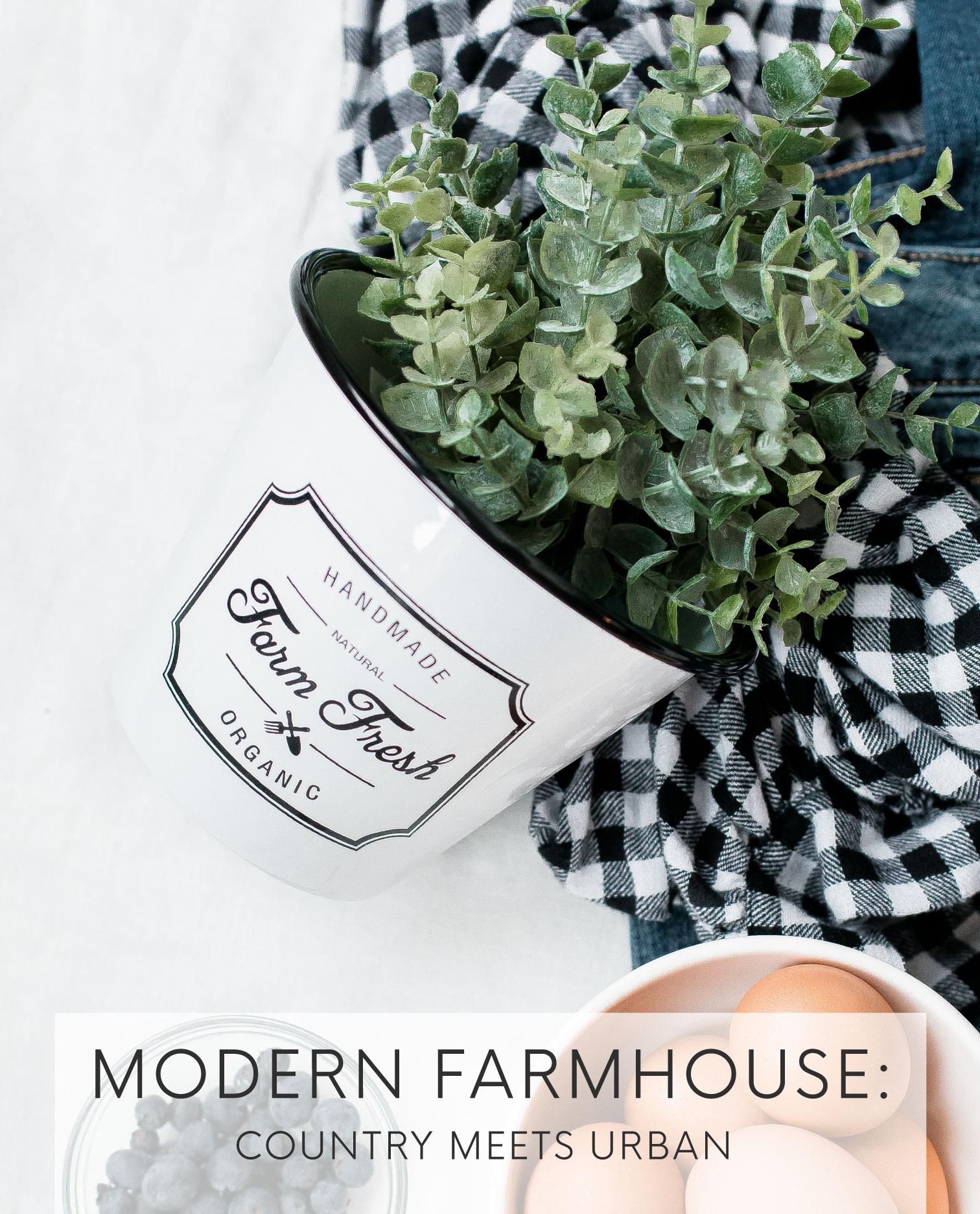 SHOP MODERN FARMHOUSE