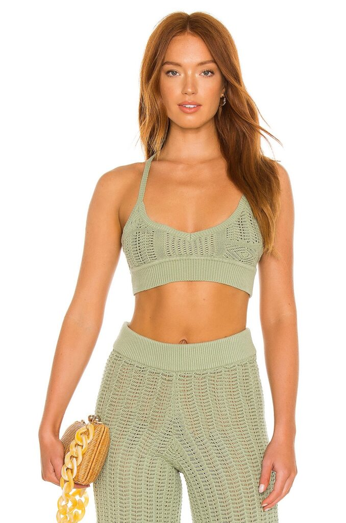 Maeve Knit Top Tularosa $138