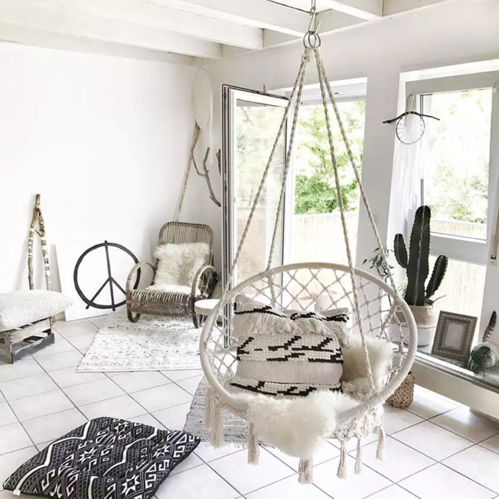 Hammock Chair Hanging Chairs $67.99